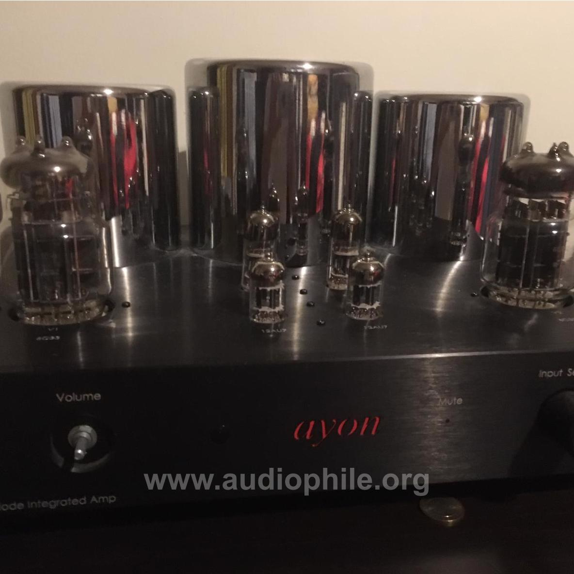 Spark II : Ayon Audio Integrated Amplifier
