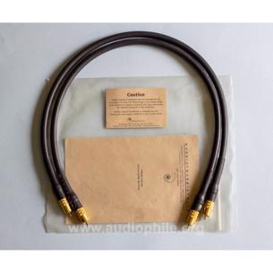 Cardas golden reference interconnect cable