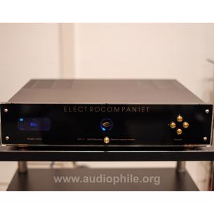 Electrocompaniet eci 3 integrated amplifier