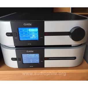 Classe cdp 202 referans cd player