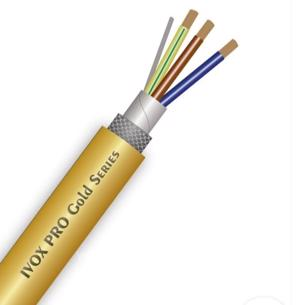 Ivox pro gold series power cable 3x2.5 mm2
