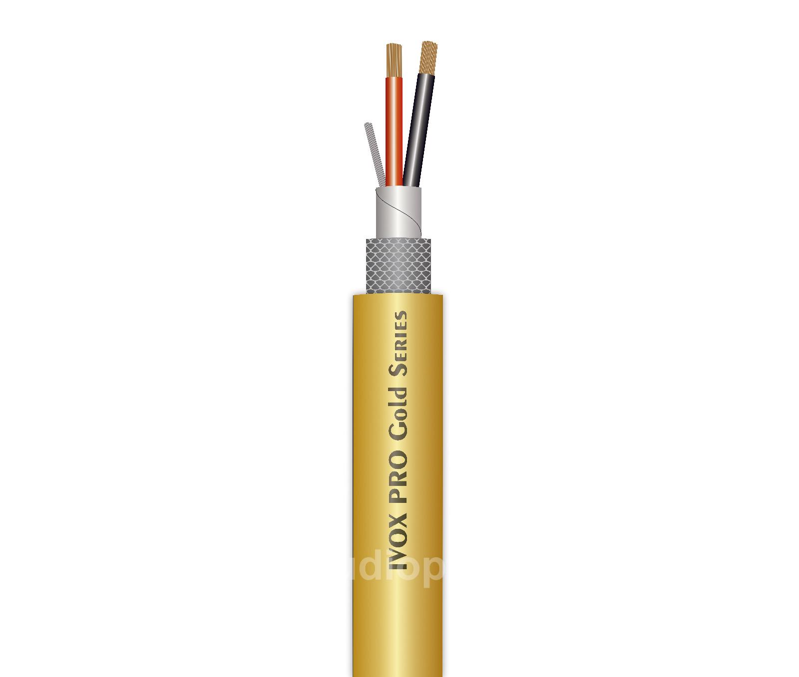 Ivox pro gold series speaker cable 2x2.5 mm2
