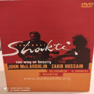 Remember shakti the way of beauty dvd