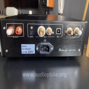 Audio gd  nfb-3 (2014)  dac dxd-dsd