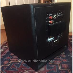 Acoustic research s112ps subwoofer
