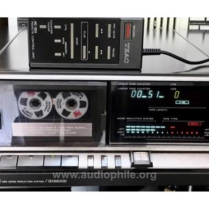 ​teac z-5000 master reference  cassette deck