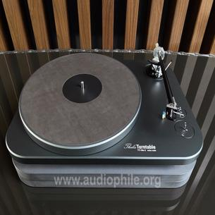 Thales ttt-slim ıı battery turntable set
