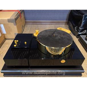 "Davinci audio ın unison ""v3"" luxury xxl edition turntable"