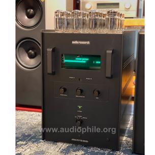 Audio research ref 610t tube monoblock (zararına)