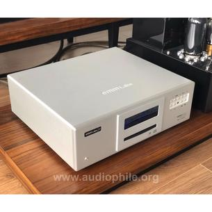 Emm labs xds1 v2 cd/sacd player + odyofil arşiv