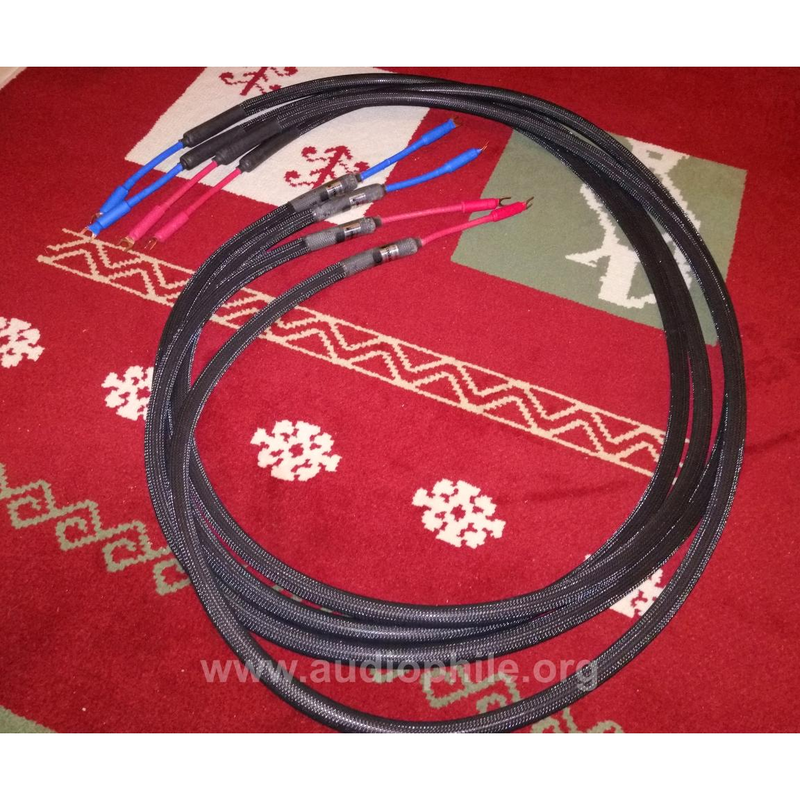 Sonoran plateau speaker cable