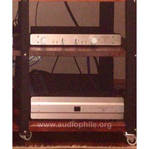 Counterpoint nps 200e power ve solid 8 pre amplifier takım