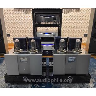 Air tight atc-5 tube pre, atm-3211 tube monoblock power amplifier
