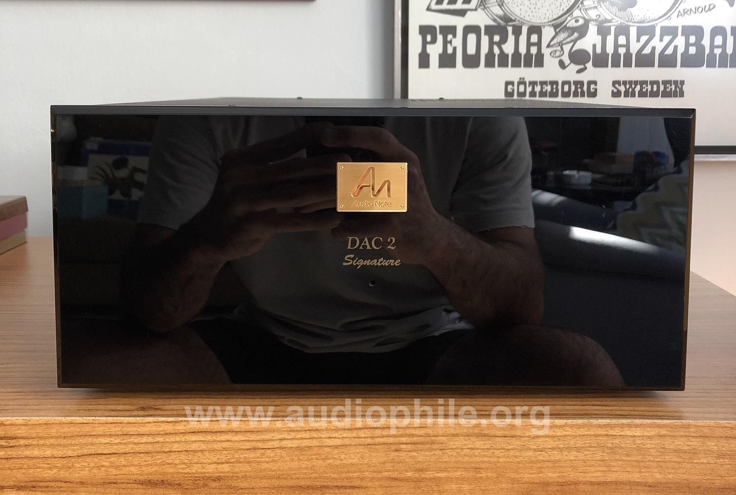 Audio note dac 2 signature