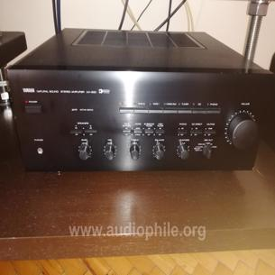 Yamaha ax-930 natural sound stereo amplifier