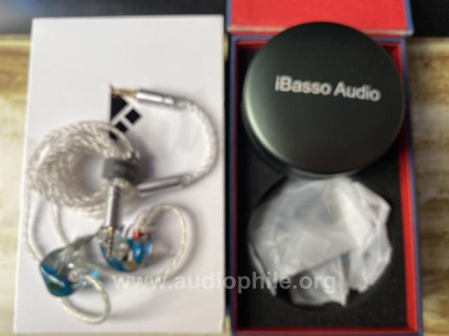 İbasso am05 5ba mmcx hifi audiophile ın-ear earphone ıems  description