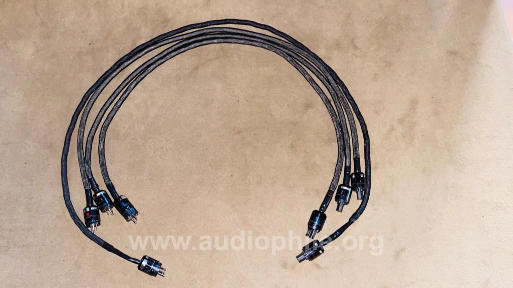 Piranawire kensho 3 .power cable