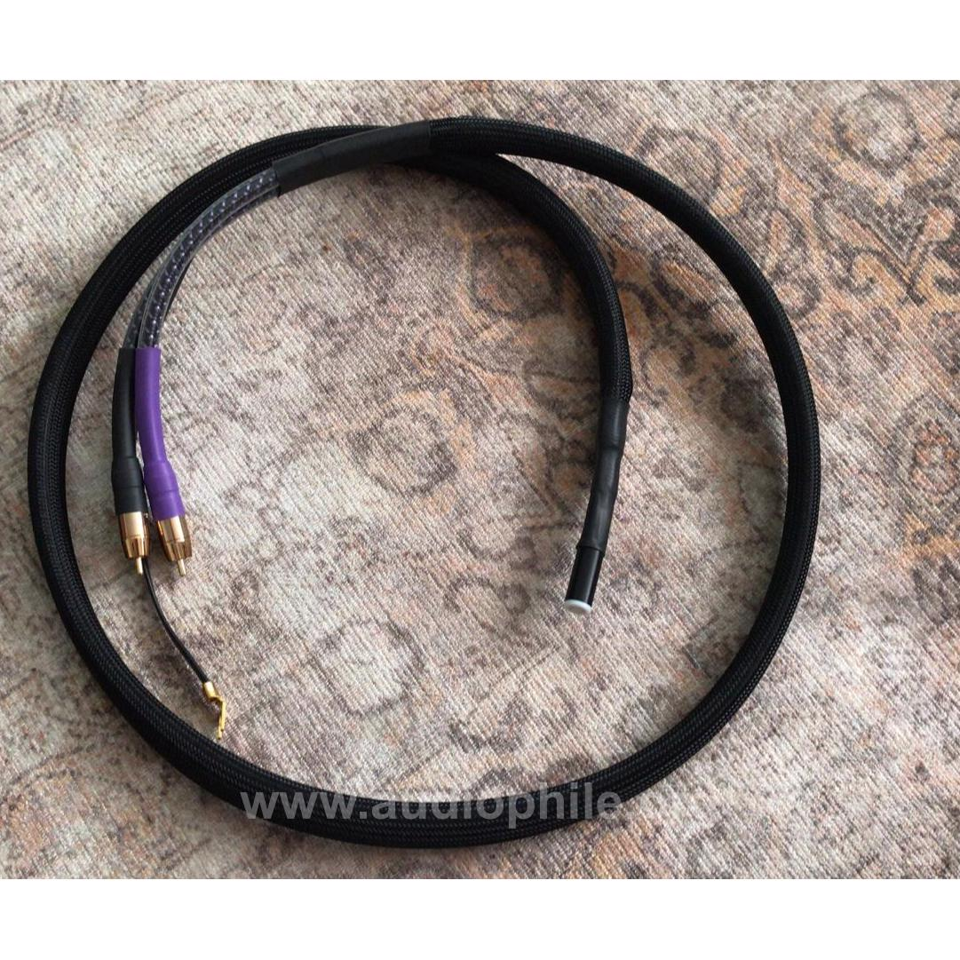 Analysis plus solo crystal oval phono cable