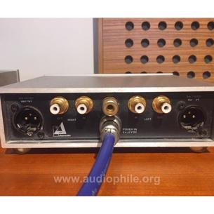 Clearaudio balance mc phono stage +power supply