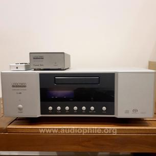 Lindemann audio d 680 sacd player