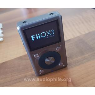 Fiio x3 -2nd generation-dap