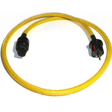 Black noise goldwire 1.5 m