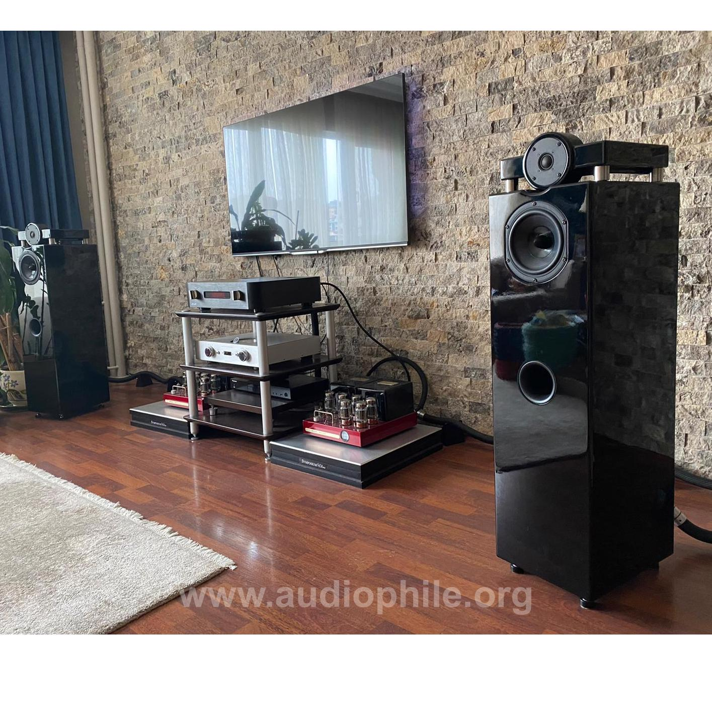 Ascendo system e tower speakers