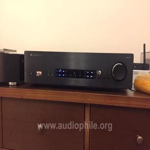 Cambridge audio cxa-80 entegre amfi