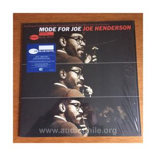 Joe henderson-mode for joe- plak