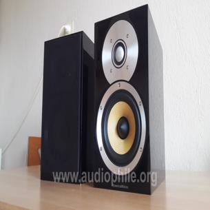 Bowers wilkins cm1 high piano black raf tipi hoparlör