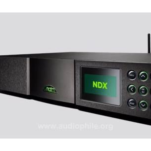 Naim ndx   network player streamer dac