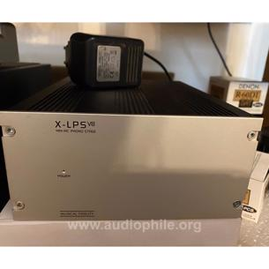 Musiacal fidelity xlps v8 pikap presi mm / mc