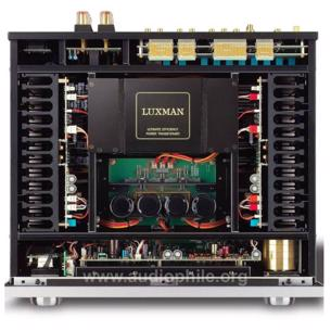 Luxman l-509u reference ıntegrated amplilier. limited edition.